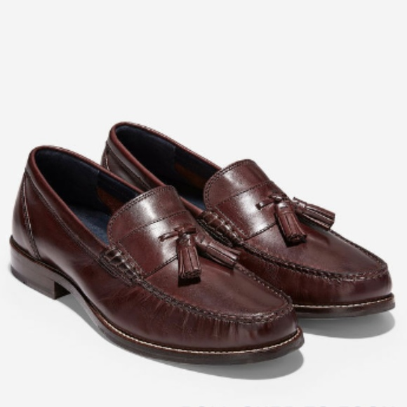 9a59400290f Cole Haan Pinch Grand Classic Tassel Loafer 9.5W